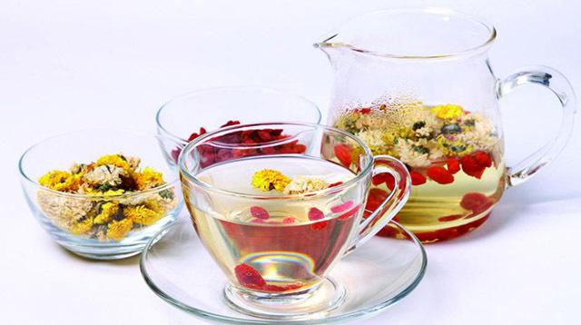 孕妇不能吃哪些食物之 花草茶