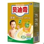 飞鹤贝迪奇2段三文鱼胡萝卜米粉