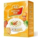 百乐麦鲜虾灼小白菜颗粒面2段