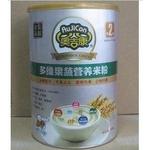 奥吉康2段多维果蔬营养米粉