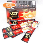中原G7咖啡3合1速溶装 16g*18条/盒