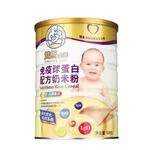 双熊免疫球蛋白配方奶米粉528g/罐