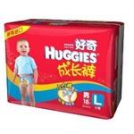 好奇成长裤男宝宝L18片*6包