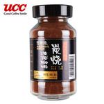 UCC炭烧速溶咖啡110g