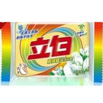 立白椰油精华透明皂