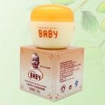 馨宝婴儿儿童甜杏仁保湿滋润面霜45g