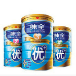 味全优+1、2、3段婴儿配方奶粉