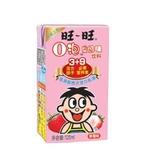 旺旺0泡果奶125ml(草莓味)