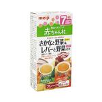 明治鳕鱼蔬菜泥+鸡肝蔬菜泥(7个月以上)AH-23