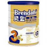 贝登金装幼儿配方奶粉3段900g