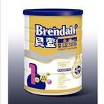 贝登金装婴儿配方奶粉1段900g