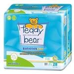 泰迪熊纸尿裤超薄系列M28片