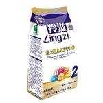 羚滋较大婴儿配方羊奶粉2段400g