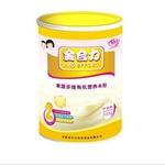 金合力2段果蔬多维有机营养米粉