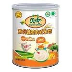 贝兜2段南瓜蔬菜有机米粉380g