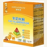 爱美瑞羊奶+淮山粟米营养米粉