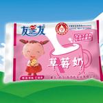 友芝友草莓奶180ml