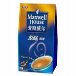 麦斯威尔原味咖啡三合一速溶咖啡143g