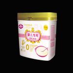 雅因乐0段婴儿专用有机米粉500g