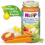 喜宝hipp有机番茄+胡萝卜+深海鱼肉泥
