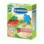 雀巢3段牛肉蔬菜米粉
