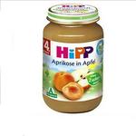 喜宝Hipp有机杏子苹果泥