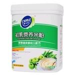 滋儿乐2段鲜果蔬菜初乳营养米粉425克/听