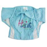 金贝利婴儿系绳纯棉布尿裤