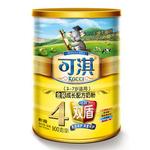 可淇金装双盾成长配方奶粉4段900g