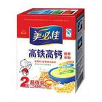 美必佳2段高铁高钙营养米粉