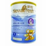 新怡金装幼儿配方奶粉3段900g