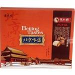 马大姐北京味道风景核桃味盒装酥糖-北京特产