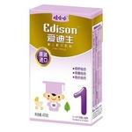 爱迪生婴儿配方奶粉1段400g/盒