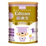 爱迪生婴儿配方奶粉1段900g