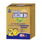 纽贝斯特金装婴儿配方牛奶粉2段400g(盒装)