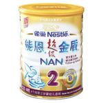 雀巢超级能恩金盾较大婴儿奶粉2段900g(老款)