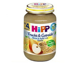 喜宝Hipp有机香梨+苹果+谷物泥
