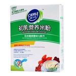 滋儿乐2段五谷蔬菜初乳营养米粉225克/盒