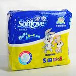 柔爱华纳巨星纸尿裤S50+2片