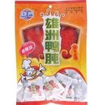 雄洲香辣味卤汁鸭肫-辽宁特产