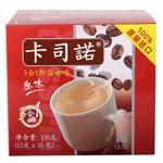 卡司诺3合1即溶咖啡原味150g