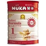 努卡婴儿配方奶粉1段900g