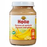 泓乐有机香蕉粗小麦罐头