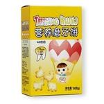 贝因美营养磨牙饼(AD钙奶)