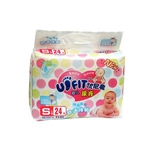 优尼弗婴儿纸尿片S24片