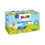 喜宝HIPP宝宝免敏舒畅消除胀气纯茴香茶