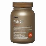GNC健安喜鱼油无胆固醇90粒