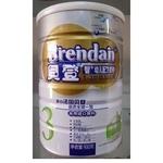贝登智+幼儿配方奶粉3段900g