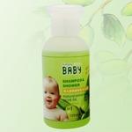 馨宝婴儿婴儿橄榄植物洗发沐浴露(二合一)125ml