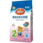 南山婴幼儿配方奶粉2段400g